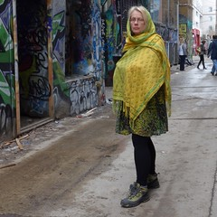 DSC02485 (Moodycamera Photography) Tags: topw2017rs garfitialley toronto ontario squareformat rx100 sony minimalist portrait photowalk queenstreet garfitti wallart