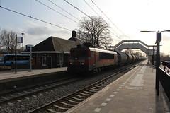 DBC 1611 met dolime trein te putten (spotterdennis) Tags: dbc 1611 met dolimetrein te putten