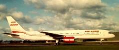 Air 2000 Boeing 757-200 (Gary Chatterton 7 million Views) Tags: air2000 boeing757200 boeing757 boeing oldairliner oldstylelivery manchesterairport 1990s aircraft flickr firstchoice