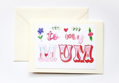 To my mum Mother's day handmade greeting card-3 (roisin.grace) Tags: greetingcards greetingcard handmade handpainted handmadecards handpaintedcards happymothersday mothersday mothersdaycard lovecards lovecard