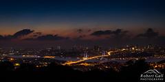 Istanbul panorama (Robert Gall Photography) Tags: panorama skyline turkey trkiye istanbul trkei tepesi bosporus amlca byk