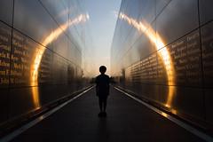 Arch (saebaryo) Tags: canon libertystatepark 911memorial 2470mm emptysky canon2470mmf28l canoneos5dmarkiii 5d3 5diii