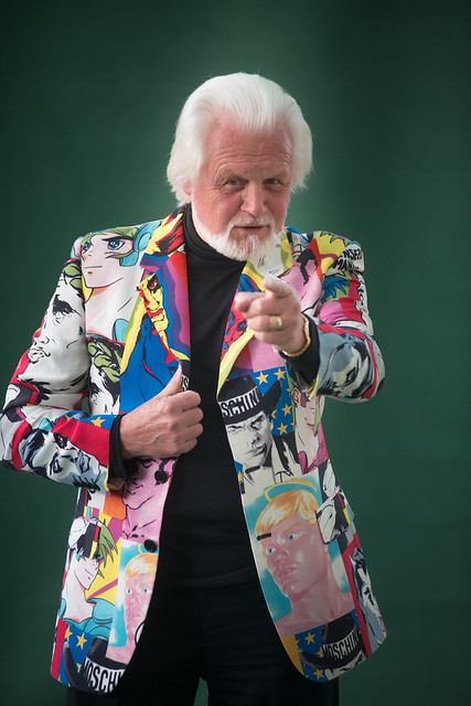 Ronnie Browne in his fabulous jacket