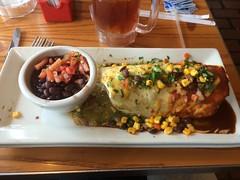 SMOTHERED BURRITO CHILI'S CONCORD CA. (ussiwojima) Tags: california food breakfast dinner lunch restaurant concord chilis supershot smotheredburrito