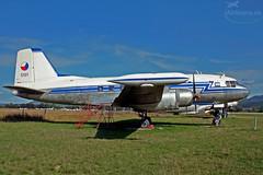 IL-14S 5101 (airliners.sk, o.z.) Tags: pm 5101 dubnica vojenské československé letectvo iljušin il14s airlinerssk lzdb av14s