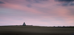 Castle Howard Pyramid (Draws_With_Light) Tags: camera canoneos5dmarkiii castlehowardestate castlehowardpyramid ef24105mmf4isusm fields filters howardianhills landscape lee09ndhardgrad leelittlestopper northyorkshire places pyramid scene season structures summer wheatfields vegetation opoty2015 lightontheland davidhopley