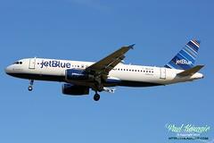N632JB (PHLAIRLINE.COM) Tags: blue sky flight 2006 clear airline planes airbus jetblue philly airlines phl spotting bizjet generalaviation spotter philadelphiainternationalairport a320232 kphl n632jb