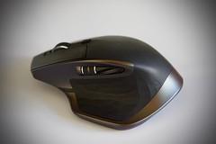 Présentation de mon setup (Bob Jouy) Tags: desktop apple mouse mac origami desk sony miller master herman pro setup asus mx logitech klipsch groot embody c920 a6000 g17air pb287q