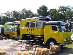 Mercedes-Benz Truck 'ADAC' (Zappadong) Tags: auto classic car truck automobile voiture days coche mercedesbenz classics oldtimer schloss oldie carshow adac youngtimer automobil 2015 dyck oldtimertreffen zappadong