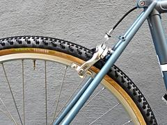 Soma Cazadero x San Marcos Gravel Build (american_cyclery) Tags: steel gravel rivendell cazadero lugged panaracer skinwall