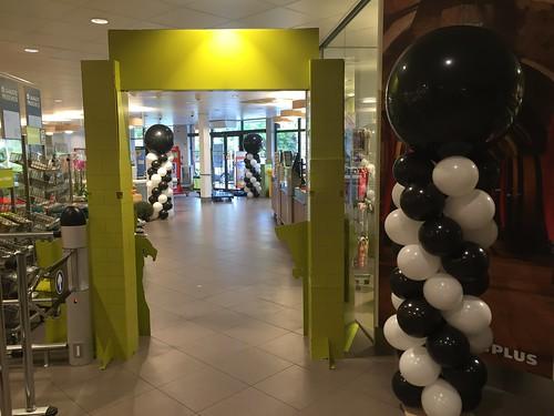 Ballonpilaar Breed Rond Plus Akkerhof Spijkenisse