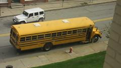 ABC Transit Bus #95 (Etienne Luu) Tags: blue bird corporation vision transit abc 95 inc