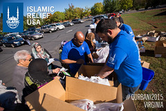USA Qurbani at ADAMS with FAITH 2015
