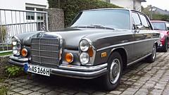 Mercedes W108 US (vwcorrado89) Tags: usa mercedes benz se us s class mercedesbenz sel klasse sclass sklasse w109 w108