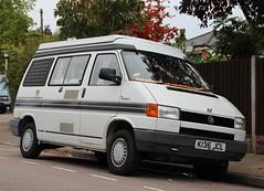 K136 JCL (Nivek.Old.Gold) Tags: trooper volkswagen d 45 1992 camper transporter t4 swb rollesby autosleeper 1896cc becksmotorcaravans