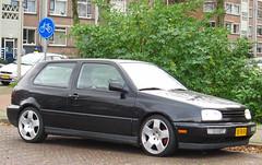 1996 Volkswagen Golf 2.8 VR6 (rvandermaar) Tags: vw golf volkswagen 1996 28 vr6 vwgolf volkswagengolf golfiii volkswagengolfiii vwgolfiii sidecode5 sbth74
