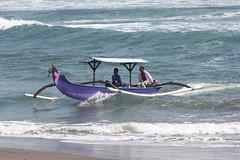 Retour de pche (GeckoZen) Tags: bali indonesia bateau peche seseh