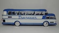 Isobloc 656DH Transcar (4) (dougie.d) Tags: france bus scale coach model panoramic 1956 autobus panoramique 143 diecast autocar ixo ludewig hachette modelbus autocoach altaya busmodel transcar isobloc floirat isobloc656dh 15decker