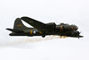 1944 Boeing B-17G Flying Fortress G-BEDF /41-24485 - B17 Preservation - Duxford 2016 (anorakin) Tags: b17 memphisbelle sallyb flyinglegends 1944 boeing b17g flyingfortress gbedf 4124485 b17preservation duxford 2016