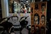 Hair salon @ Hanoi (PaulHoo) Tags: hanoi vietnam candid streetcandid streetphotography 2016 portrait people street urban citylife life fujifilm x70 asia city hair salon haircut shop window advertising trendy