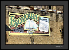 Escanaba in da Daylight (the Gallopping Geezer '4.2' million + views....) Tags: sign signs signage ghostsign faded worn wall building structure smalltown mainstreet escanaba mi michigan upperpeninsula up product ad advertise advertisement sales canon 5d3 tamron 28300 geezer 2016
