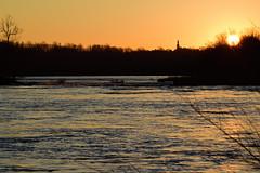Pony Pasture Dawn (Explored) (michael_orr25) Tags: richmond ponypasture jamesriver river dawn virginia
