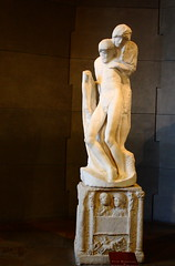 MIGUEL ÁNGEL, ESCULTOR - PIEDAD RONDANINI, MILÁN (PCampayo) Tags: 2001 museos milán miguelángel