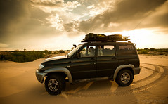 Sands travel SUV (andriiiarygin) Tags: 4x4 africa expedition suv sand adventure arabia car desert drive driving dubai dune extreme jeep journey land landscape nature offroad road safari sahara sport tour tourism toyota travel uae vehicle