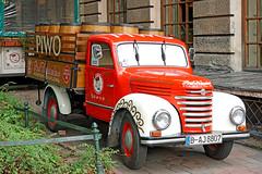 Poland-01698 - Barkas V901/2 (1957-61) (archer10 (Dennis) 88M Views) Tags: krakow poland globus sony a6300 ilce6300 18200mm 1650mm mirrorless free freepicture archer10 dennis jarvis dennisgjarvis dennisjarvis iamcanadian novascotia canada barkas v9012 truck podwawelem vintage