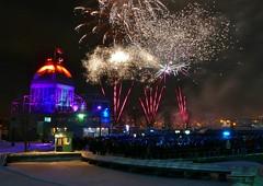 Panasonic FZ1000, Fireworks, Vieux-Port, Montréal, 7 January 2017 (13) (proacguy1) Tags: panasonicfz1000 fireworks vieuxport montréal 7january2017