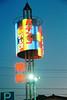 コリアンビジネス (tripl8_i) Tags: minolta α7 af 2485mm kofu yamanashi japan 甲府 山梨 neon sign ネオン 看板 焼肉 パチンコ