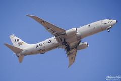 US Navy --- Boeing P-8A Poseidon --- 168434 (Drinu C) Tags: adrianciliaphotography sony dsc hx100v mla lmml plane aircraft aviation military usanavy usnavy boeing p8a poseidon 168434 737