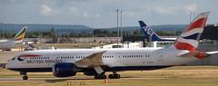 Boeing 787-8 G-ZBJG (707-348C) Tags: london heathrow lhr egll britishairways baw boeing787 passenger b788 airliner jetliner boeing gzbjg dreamliner