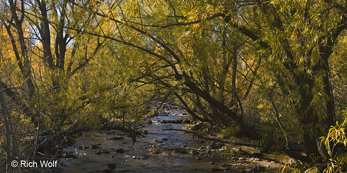 Photo - South Boulder Creek Autumn - City of Boulder Open Space and Mountain Parks