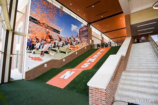 Football Operations Building Tour Photos