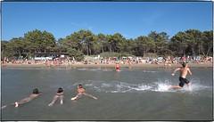 Three Sirens Beach, Punta Ala 2011