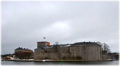 Vaxholm (lagergrenjan) Tags: vaxholm fästning