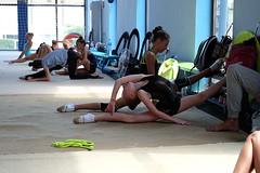 Rhythmic Gymnastics Summer Academy 2015 (LuckyAmori) Tags: sport stretch bulgaria gymnastics pointe split rhythmicgymnastics backbend flexible gymnastik rhythmic bulgarien rytmisk