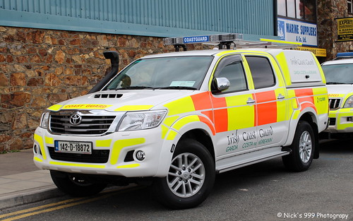 Rt 22 Toyota >> Flickriver: Most interesting photos from UK Special Rescue / Coastguard / RNLI / USAR / Mountain ...