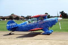 G-OGEE (Paul Thallon - Aviation Photos) Tags: rochester pitts rcs s2b egto gogee