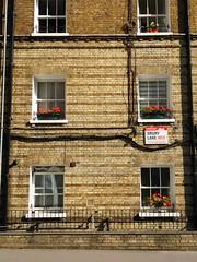 Wild Street Estate WC2 (Jamie Barras) Tags: flowers west building brick london window architecture century day estate victorian sunny social flats end housing boxes block peabody tenement brickwork 19th 1880s theatreland 2015