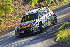 fabia s2000-vlcek (milansimonik) Tags: ford honda focus czech rally clio renault subaru impreza 70200 lancer s2000 motorsport r5