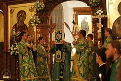 70. The solemn All-Night Vigil / Праздничное вечернее богослужение