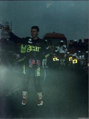Gary Rothwell Ramsey Sprint (Betapix) Tags: liverpool gary suzuki tt rider isleofman stunt stunts gsxr rothwell iom scouser wheelies stuntrider stoppies garyrothwell