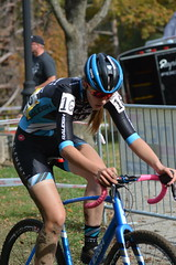 (Chris Anderson Photos) Tags: bicycling bikeracing uci 2015 devoupark u23women laurelrathbun panamchampionships raleighclement panamericanchampionships cincinnaticyclocross cincycx