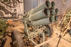 Nebelwerfer (SKAC32) Tags: worldwarii german ww2 cambridgeshire eastanglia rocketlauncher imperialwarmuseumduxford nebelwerfer smokelauncher