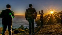 Sun rays (arssantosh) Tags: sunset sfo bayarea marincounty sfbayarea sunrays sausalito marinheadlands hawkhills nikond3300