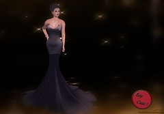 357 - Azazelle (Sannita_Cortes) Tags: fashion female formal sl event secondlife styles ikon boon kosh virtualworld slink virtualfashion azazelle glamaffair chopzuey saycute