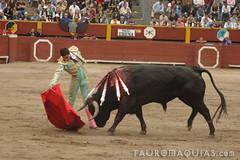 Derechazo de Paco Urea en Lima (Vladimir Tern A.) Tags: gente bulls toros costumbres acho bullfighting bullfighters rimac tauromaquia tradiciones toreros limaperu matadores seordelosmilagros corridasdetoros taurinos plazasdetoros feriataurina culturayarte