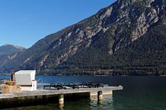 Achensee (M. Franziska D.) Tags: tirol sterreich krimmel achensee nationalparkhohetauern speicherdurlasboden stauseee wasserfllekrimmel